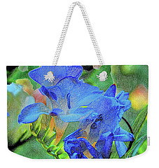 Freesia's Of Beauty Weekender Tote Bag