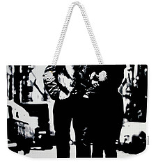 Freewheelin Weekender Tote Bag