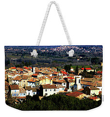 French Commune Weekender Tote Bag