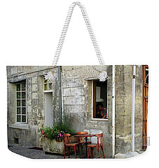 French Countryside Corner Weekender Tote Bag