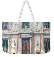 French Door Weekender Tote Bag by Catherine Alfidi