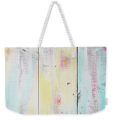 French Door In California With Colors Weekender Tote Bag by Asha Carolyn Young
