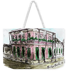 French Quarter Weekender Tote Bag