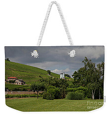 French Vineyard Weekender Tote Bag
