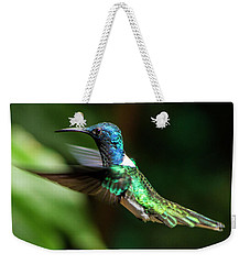 Frequent Flyer, Mindo Cloud Forest, Ecuador Weekender Tote Bag