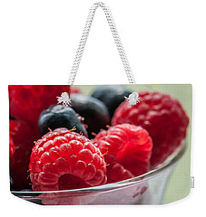 Fresh And Yummy Weekender Tote Bag