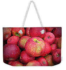 Fresh Apples Weekender Tote Bag