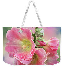 Fresh As The New Day Weekender Tote Bag