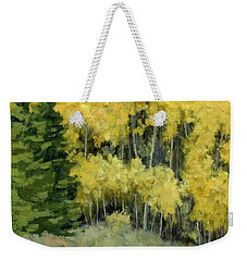 Fresh Autumn Air Weekender Tote Bag
