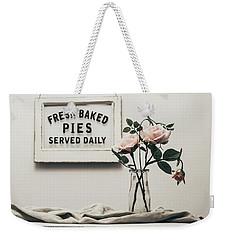 Fresh Baked Weekender Tote Bag by Kim Hojnacki