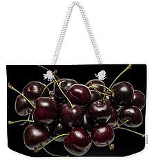Fresh Cherries Weekender Tote Bag