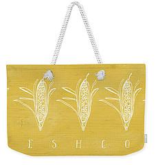 Fresh Corn- Art By Linda Woods Weekender Tote Bag