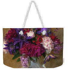 Fresh From The Garden Weekender Tote Bag