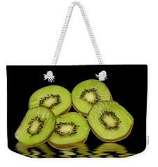 Fresh Kiwi Fruits Weekender Tote Bag