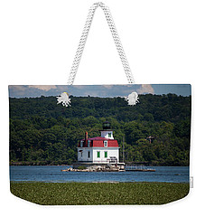 Weekender Tote Bag featuring the photograph Fresh Paint by Jeff Severson