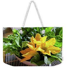 Fresh Picked Daily Weekender Tote Bag