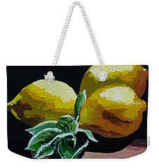 Fresh Picked Weekender Tote Bag
