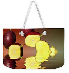 Fresh Ripe Mango Fruits Weekender Tote Bag by David French
