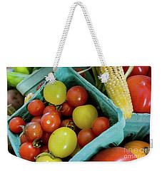 Fresh Tomatoes Weekender Tote Bag
