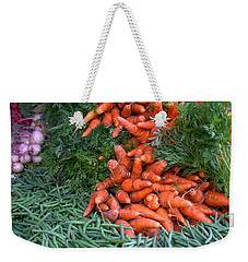 Fresh Veggies Weekender Tote Bag