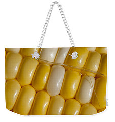 Fresh Yellow Corn Weekender Tote Bag