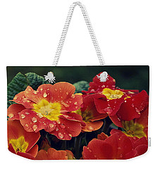Freshness Weekender Tote Bag by Marija Djedovic