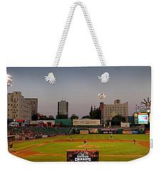 Fresno Grizzlies Weekender Tote Bag