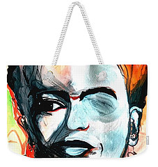 Frida Weekender Tote Bag by Helen Syron