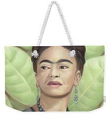 Frida Kahlo Weekender Tote Bag