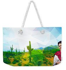 Frida Sonora Weekender Tote Bag