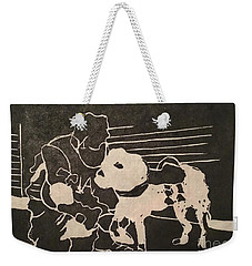 Frida..love To Mexico Weekender Tote Bag