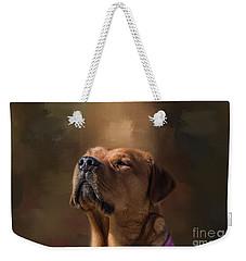 Frieda Weekender Tote Bag by Eva Lechner