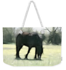 Weekender Tote Bag featuring the photograph Friend Of Distinction  by EricaMaxine  Price