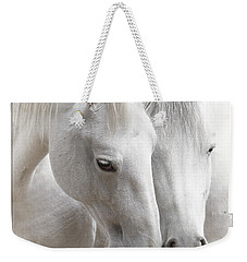 Friends Weekender Tote Bag by Wes and Dotty Weber