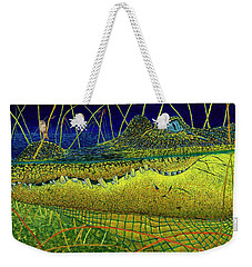 Swamp Gathering Weekender Tote Bag