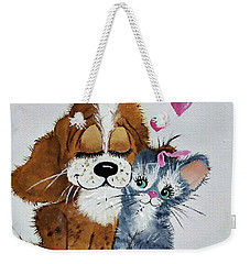Friends Forever Weekender Tote Bag