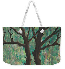 Friends Weekender Tote Bag by Jacqueline Athmann