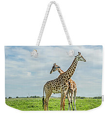 Friends Weekender Tote Bag