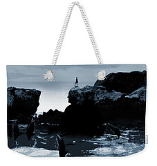 Friends With Dolphins Weekender Tote Bag