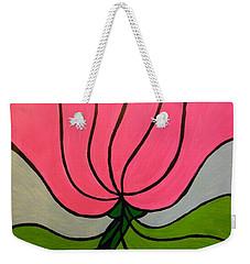 Friendship Flower Weekender Tote Bag