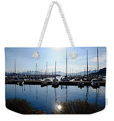 Frioul Island Sailing Resort Weekender Tote Bag