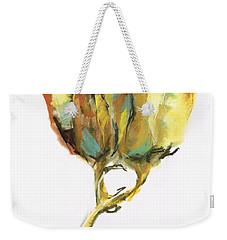 Fritillaria Weekender Tote Bag by Frances Marino