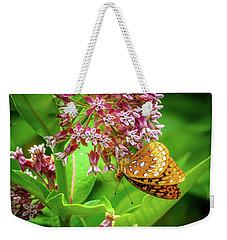 Fritillary 29 Weekender Tote Bag