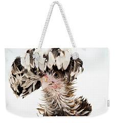 Frizzle Tolbount Polish Hen Weekender Tote Bag