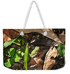 Froggy  Weekender Tote Bag