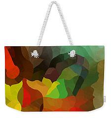 Frolic In The Woods Weekender Tote Bag by David Lane
