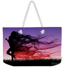 Frolicking Through The Meadow Weekender Tote Bag