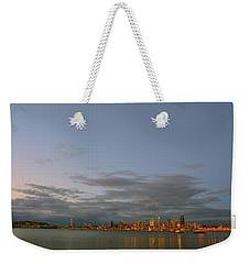 From Alki - Cloudy Night Weekender Tote Bag