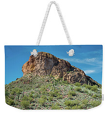 From Apache Trail Weekender Tote Bag