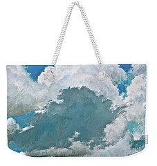 From Both Sides Now Weekender Tote Bag